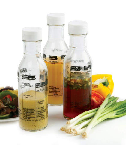 Salad Dressing Shaker/Maker
