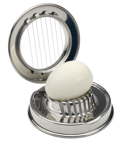 RSVP Stainless Steel Egg Slicer at Culinary Apple