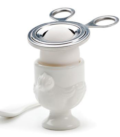 Egg Topper for Hard Boiled Eggs