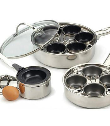 Egg Poaching Pans