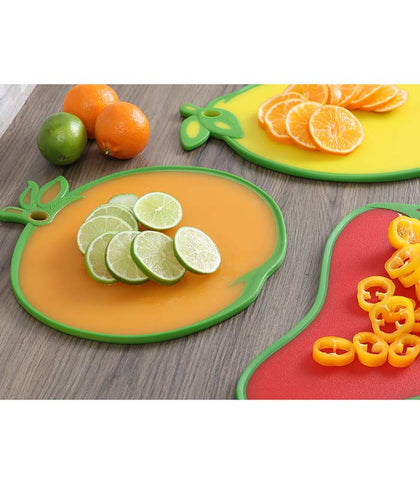 Fruity Shaped Cutting Boards