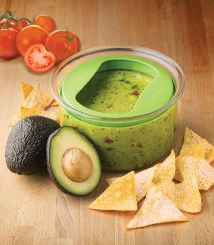 Keep Guacamole Fresh with the Guacamole Saver