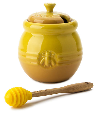Honey Pot from Le Creuset