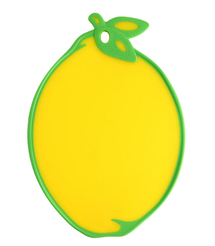 Lemon Shaped Cutting Board