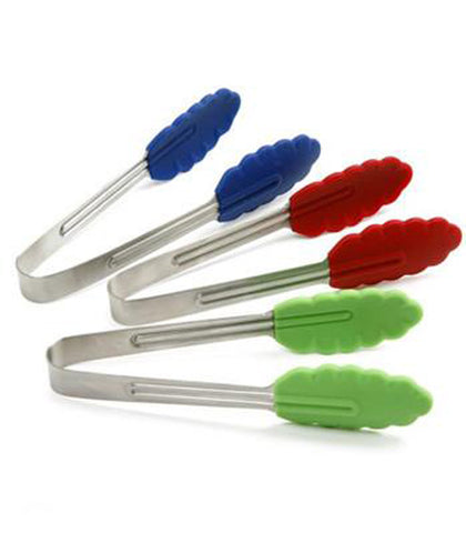 Mini Silicone Tongs