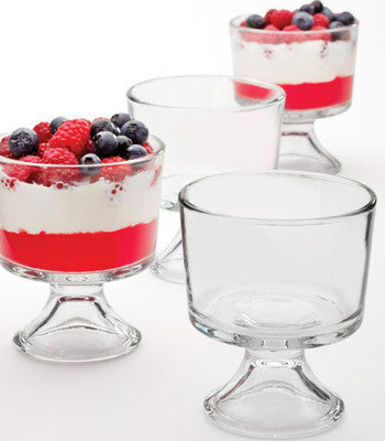 Mini Trifle Bowls at Culinary Apple