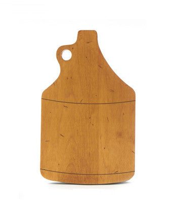 The Growler Wooden Board