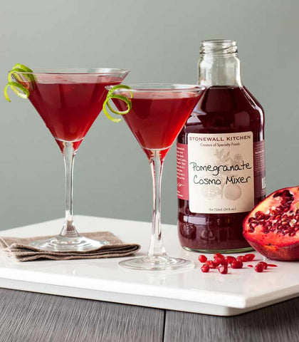 Pomegranate Cosmo Mixer at Culinary Apple