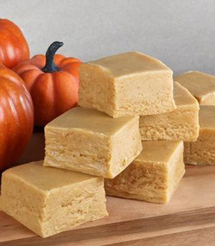 Papa Dave's Pumpkin Pie Fudge