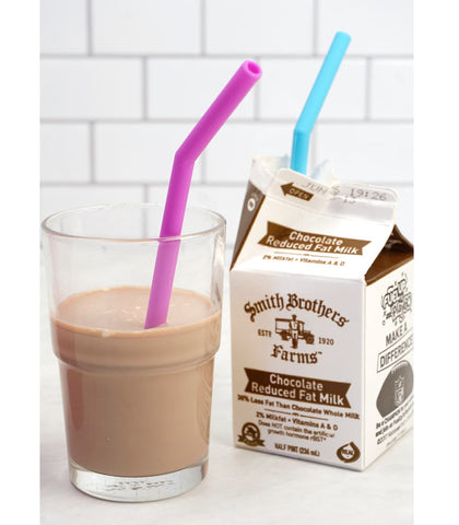 Short Reusable Straws