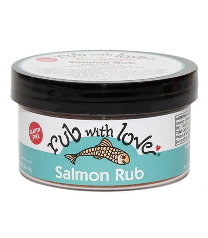 Rub With Love: Salmon Rub
