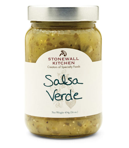 Salsa Verde at Culinary Apple