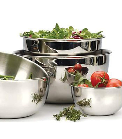 RSVP Stainless Bowls at Culinary Apple