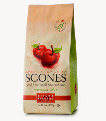 Apple Cinnamon Scones, Culinary Apple