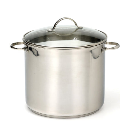RSVP 12 qt Stock Pot at Culinary Apple
