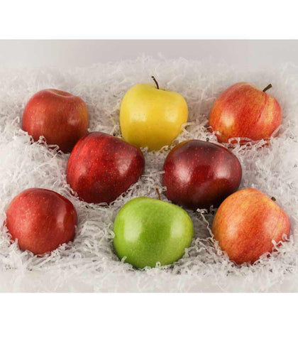Variety Fresh Apple Pack at Culinary Apple