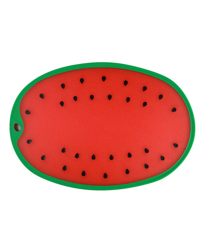 Watermelon Shaped Cutting Board