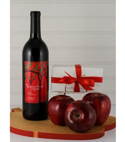 Red Delicious Gift Box - Available for carry out or local delivery