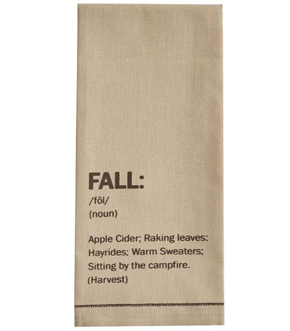 Park Designs Fall Decorative Towel at Culinary Apple