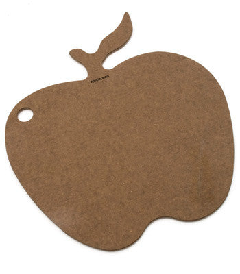 Epicurean Apple Shaped Cutting Board