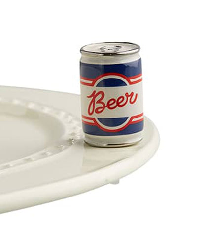 Nora Fleming Mini Beer Can at Culinary Apple