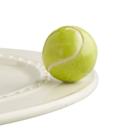 Nora Fleming Mini Tennis Ball at Culinary Apple