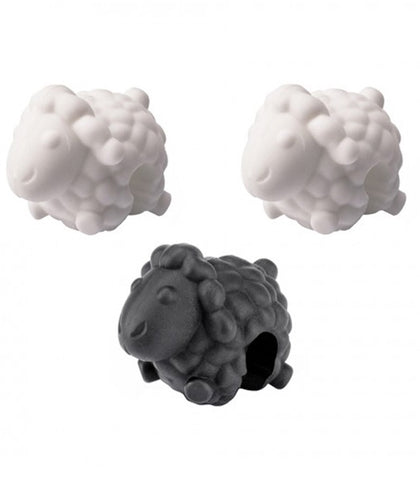 Silicone Lid Lifters - Sheep (Set of 3)