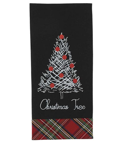 Park Designs Christmas Embroidered Dishtowels at Culinary Apple