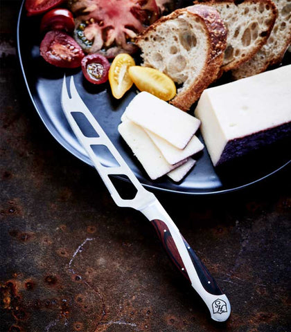 "Hammer Stahl 5"" Cheese Knife"