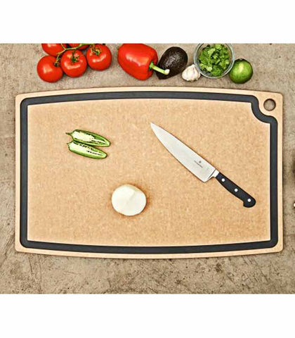 Epicurean Carving Board with Juice Groove