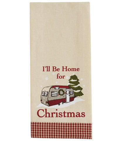 Park Designs Christmas Decorative Towel at Culinary Apple
