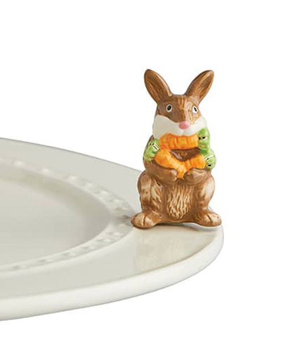 Nora Fleming Mini Funny Bunny at Culinary Apple