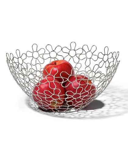 Spectrum Shapes Flowers Fruit Bowl at Culinary Apple