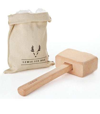 TRUE Ice Bag + Mallet at Culinary Apple