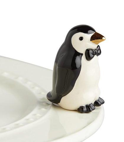 Nora Fleming Mini Penguin at Culinary Apple