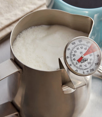 Beverage & Froth Thermometer
