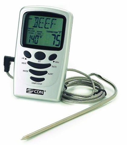 Programmable Probe Thermometer