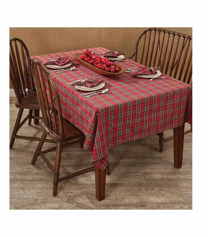Park Designs Regal Tartan Table Runner at Culinary Apple