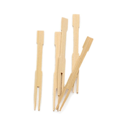 RSVP Bamboo Party Forks at Culinary Apple