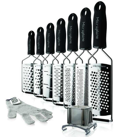 Gourmet Series Graters from Microplane