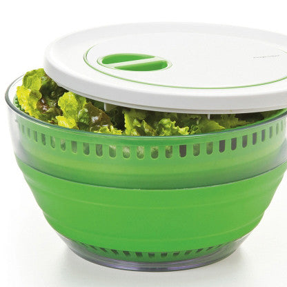 Collapsible Salad Spinner at Culinary Apple