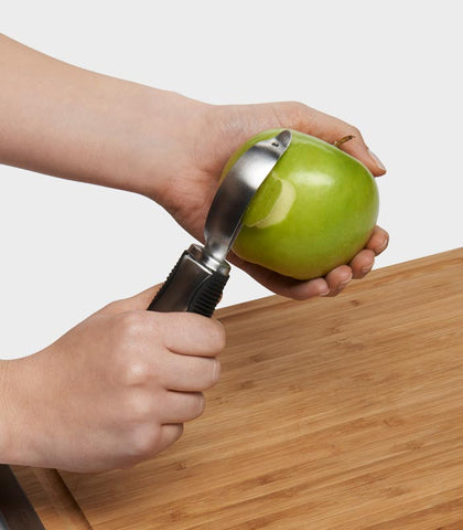 Peel Apples and Potatoes with the Swivel Peeler