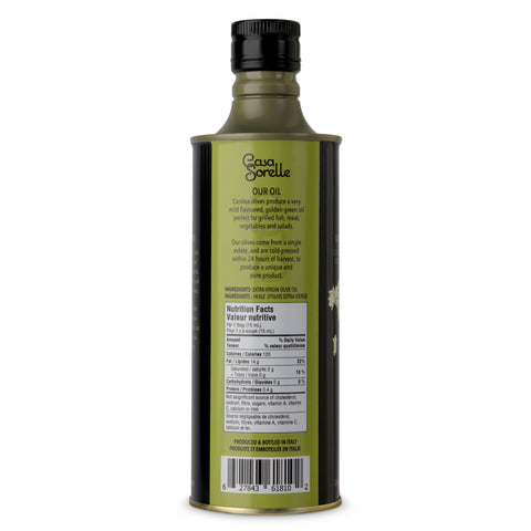 Extra Virgin Olive Oil Traditional Size ~ 500ml