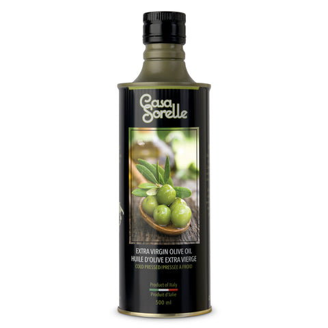 Extra Virgin Olive Oil Traditional Size ~ 12 Bottle Case
