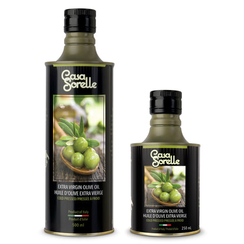 Extra Virgin Olive Oil Party Pack - 8 bottles