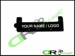 PUT YOUR NAME/ LOGO K20A RSX SPARK PLUG COVER DC5 EP3 JDM CF K SERIES