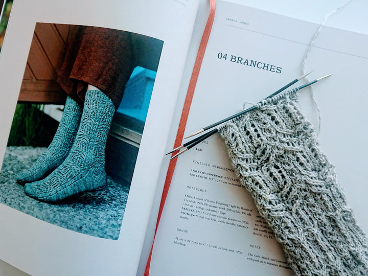 Complicated Times Call for Complicated Knitting