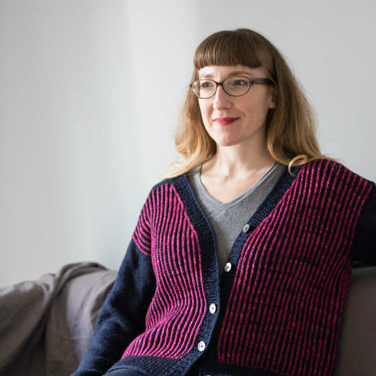 Your Yarn Story: Renée Callahan of EastLondonKnit