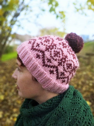 Montana hat by Rosee Woodland