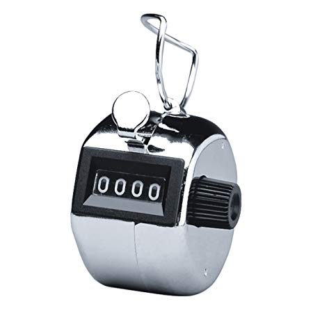 Push-Button Row Counter